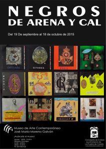 Negros de Arena Y Cal